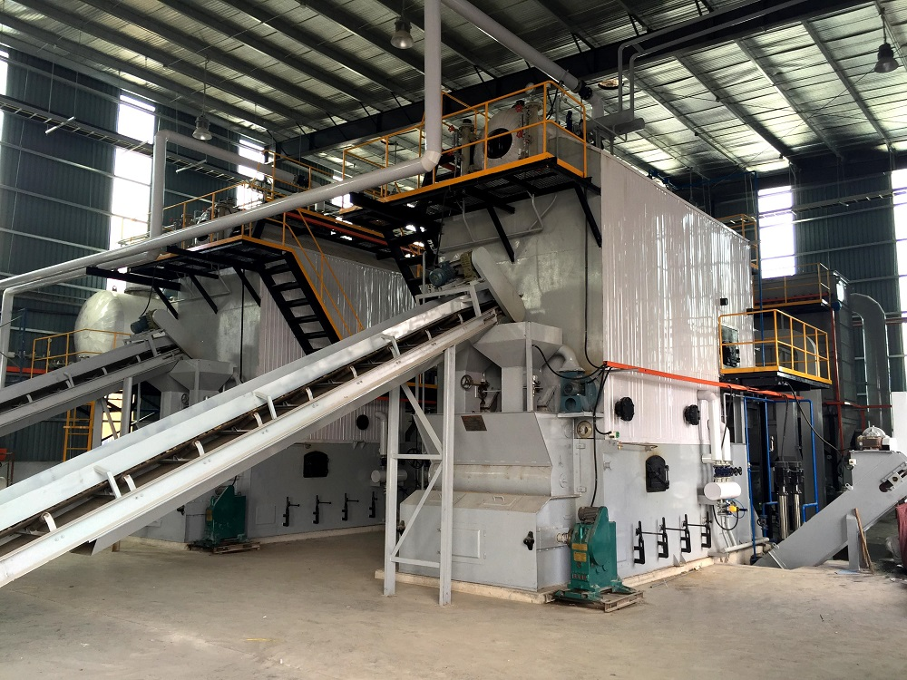 WAYS TO IMPROVE THE QUALITY AND EFFICIENCY OF BOILER MANUFACTURING IN VIETNAM
