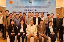 Consultation meeting on Industrial boiler database system in Vietnam