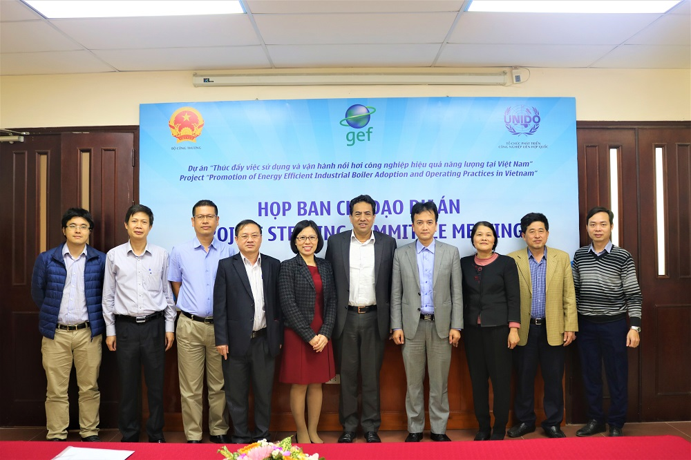 The second Project Steering Committee