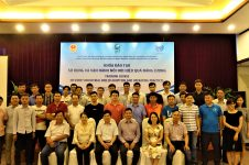 """Training course on """"Efficient industrial boiler adoption and operating practices"""""""