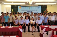 """Training course on """"Efficient industrial boiler adoption and operating practices"""" in Da Nang"""