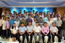 """The first  time """"Efficient industrial boiler adoption and operating practices"""" training course has been organized in the Mekong Delta Regional"""
