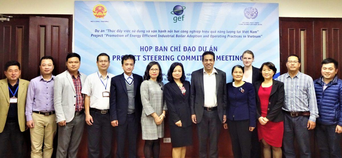 Cuộc họp Ban Chỉ đạo Dự án lần thứ ba