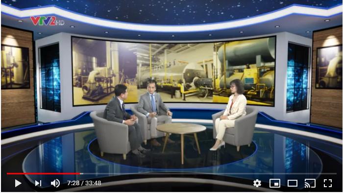 """Tọa đàm: Dự án """"Thúc đẩy việc sử dụng và vận hành nồi hơi công nghiệp hiệu quả năng lượng tại Việt Nam"""""""